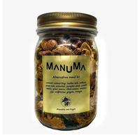MANUMAグラノナッツ(190g)【和三盆&生姜】