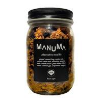 MANUMAグラノナッツ(190g)【黒糖】