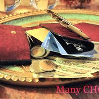 イタリアンレザー・革新のプエブロ・2つ折りコインキャッチャー財布(改)(コッチネラ)