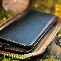 革の宝石ルガトー・長財布(緑)