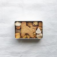 ねこのクッキー缶〔受注販売〕
