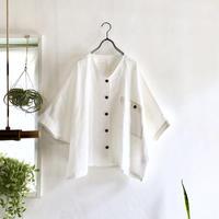 loosey goosey shirt  (white)
