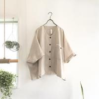 loosey goosey shirt  (sand beige)