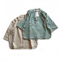 smock shirt -  stripes