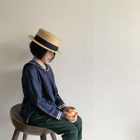 sailor shirt L/S- malti stripes