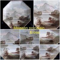 コープランド社 風景画(アンティーク)写真8枚セット