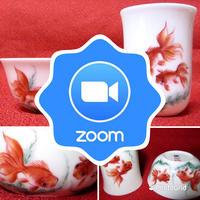 【 B】zoom彩色金魚レッスン