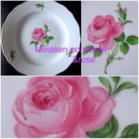 マイセンローズ(ピンク)写真3枚セット