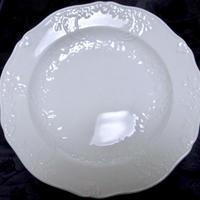 (入荷6枚)マルセイユ(20㎝)レリーフ皿