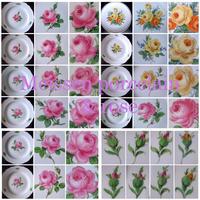 残1!(再販)マイセンの薔薇写真集32枚セット(限定10)