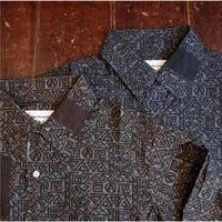 """Mountain Research  #3380 """"Batik A.M. Shirt"""""""