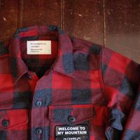 "Mountain Research   #3121  ""CPO Shirts"""