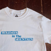 """Mountain Research  #3325 """"HOLIDAY TEE"""""""