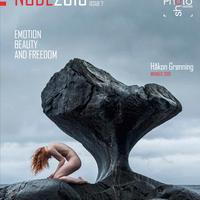 特典 Photoshoot Awards2019  ART NUDE catalog