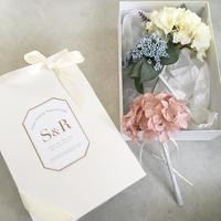 Wedding フルール(お花のペン)3本 ボックス入り