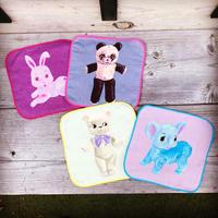 Nathalie Lete/Gauze Hand towel stuffed animal (ミニタオル)