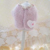 【Angelic Moon Chambre】Joues Roses Cardigan( ジュ・ローズ カーディガン)/Mサイズ