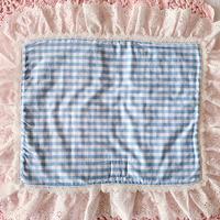 【Cafe Mat】 Lovely vichy fabric Cafe mat(ラブリーヴィシーファブリックカフェマット)