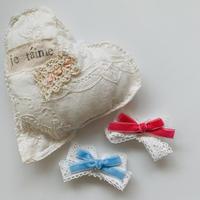 【 AngelicMoon Chambre】『Mariniere bebe(マリニエールべべ)』 バレッタ