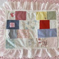 【Cafe Mat】 Lovely Collage Cafe mat(ラブリーコラージュカフェマット)
