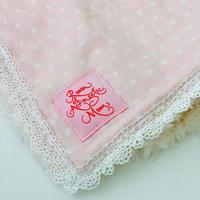 【Cafe Mat】Lovely Lace fabric Cafe mat(ラブリーレースファブリックカフェマット)