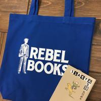REBEL BOOKS オリジナルトート