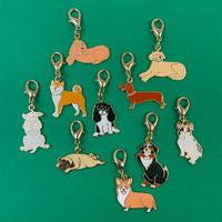 Coucou Suzette / Dog key tag