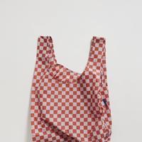 BAGGU // Standard Baggu Rose Checkerboard