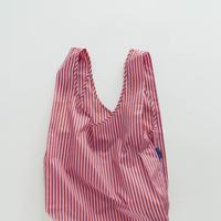 BAGGU / Standard Baggu Cerise Stripe