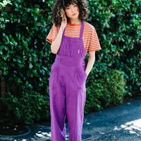 she said that + THE MOTT HOUSE TOKYO T-shirt Stripe