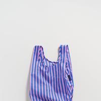 BAGGU / Baby Baggu Pink and Blue Stripe