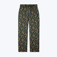 SLEEPY JONES // Marina Pajama Pant Navy Liberty Edenham Floral