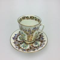 【インペリアルポーセリン】シェヘラザードパレス  コーヒーカップ&ソーサー
