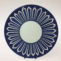 【エルメス】Blue D'ailleurs(ブルーダイユール)26.5cmディナープレート ペア