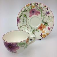 【ビレロイ&ボッホ】マリフルール コーヒーカップ&ソーサー