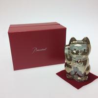★【バカラ】金運・まねき猫ゴールド