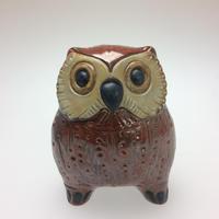 【リヤドロ】福を呼ぶ鳥(小・Red)1012535