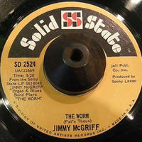 JAZZ FUNK45*JIMMY McGRIFF / THE WORM