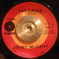 JAZZ FUNK45  JIMMY McGRIFF / FAT CAKES / SUGAR,SUGAR
