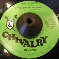 FUNK45     THE JOHN BROWN BAND / SHAKE N' BREAK