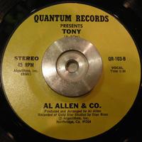 FUNK45: AL ALLEN&CO / TONY / AQUARIUS