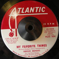 SERGIO MENDES / MY FAVORITE THINGS