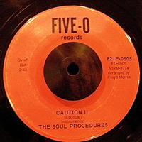 THE SOUL PROCEDURES / CAUTION II