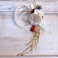 お正月飾り [White]