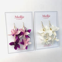 Flower accessory 【mini orchid】  新色