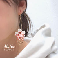 Flower accessory 【ピンク桜】