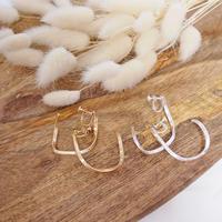 Distortion Earrings