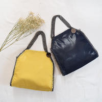 Color chain bag
