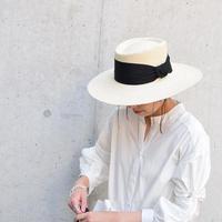 [ RE-ARRIVAL ]Ribbon Hat