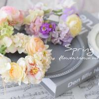 春色花かんむり(ラナン、ワイルドローズ)